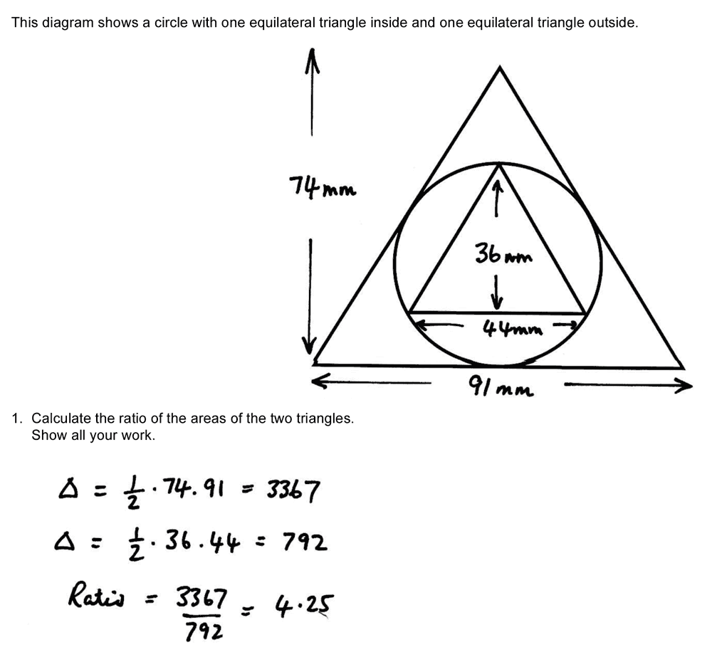 developing students strategies for problem solving figure 1 multiple solution methods for a geometry task